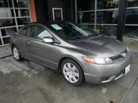 CARFAX 1-Owner. EPA 38 MPG Hwy/30 MPG City! LX trim. CD