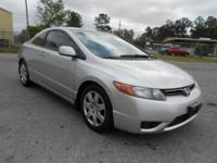 2007 HONDA Civic COUPE Our Location is: KEY BUICK GMC -