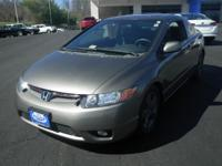 2007 HONDA CIVIC CPE 2dr Car EX Our Location is: Nelson