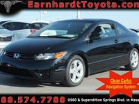 We are very happy to offer you this 2007 Honda Civic EX