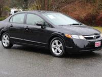 Just Reduced! 2007 Honda Civic EX Nighthawk Black