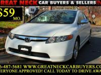 SUNROOF, FREE 1 YEAR WARRANTY. The 2007 Honda Civic