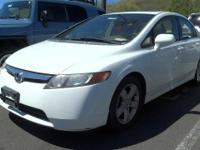 Check out this 2007 Honda Civic Sdn EX. Its Automatic