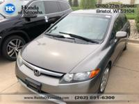 ** CLEAN VEHICLE HISTORY, Gray w/Cloth Seat Trim.