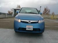 Options:  2007 Honda Civic Lx 4Dr Sedan (1.8L I4