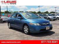 Options:  2007 Honda Civic Lx|Lx 4Dr Sedan (1.8L I4