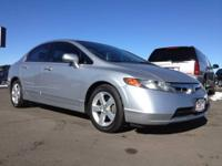 2007 Honda Civic Sdn 4dr Car EX Our Location is: