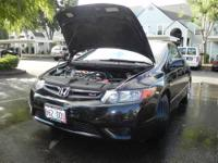 For Sale Honda Civic SI 2007 Info About Car. Status of