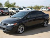 Options Included: N/AHere is a great little civic SI.