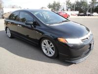 2007 Honda Civic Si Our Location is: North End Subaru -