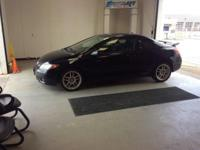 2007 Honda Civic Si. All the right ingredients! Stick