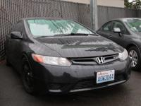 2007 Honda Civic Si 32/23 Highway/City MPG**  Awards: