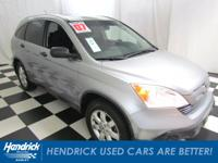 Value priced below the market average! This 2007 Honda