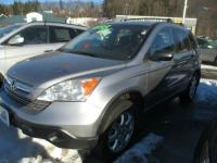 Sweet sweet deal on a premium brand small SUV! This CRV