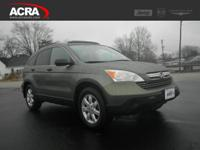 Used 2007 Honda CR-V, key features include: a Power