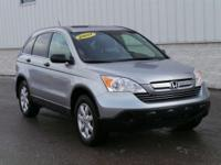 Check out this gently-used 2007 Honda CR-V we recently