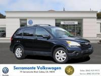 Options:  2007 Honda Cr-V Ex Sport Utility|Black|4-Cyl