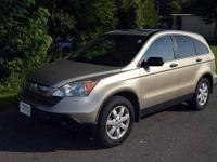 CLEAN CARFAX, DEALER SERVICED, LOCAL TRADE IN, 07 CRV