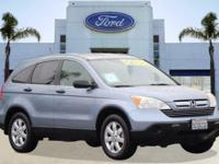 Options:  2007 Honda Cr-V Ex|Blue/|V4 2.4L