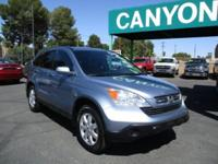 2007 Honda CR-V EX-L 2.4L I4 166hp 161ft. lbs.