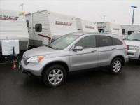 Options Included: N/ACR-V EX-L Our 2007 CR-V delivers