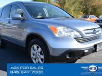 2007 *Honda* *CR-V* EX-L   This 2007 Honda Cr-V 4wd SUV