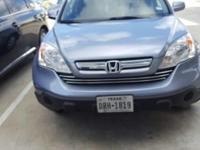 We are excited to offer this 2007 Honda CR-V. Your