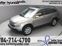 Great CR-V with leather, sunroof!!! Clean and ready to
