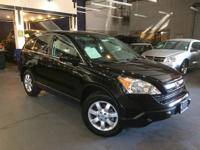 EXCEPTIONALLY CLEAN ONE OWNER 2007 Honda CR-V EX-L Four