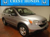 Options Included: N/A2007 Honda CR-V LX SUV Drive with
