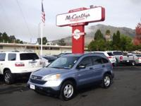 Options:  2007 Honda Cr-V Lx|Carfax One-Owner. Clean