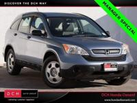 NON-SMOKER!, CLEAN CARFAX!, And OIL CHANGED. CR-V LX,