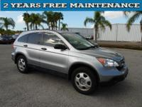You are looking at a commuter. This Honda CR-V was a