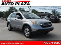 Options:  2007 Honda Cr-V Lx|Lx 4Dr Suv|2.4L|4