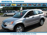 This 2007 Honda CR-V LX is offered to you for sale by