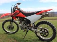 2007 Honda CRF 230F Runs great! Has electric start! I
