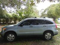 I have a 2007 Honda CRV very good condition 79K. I am