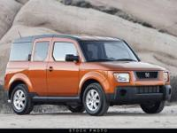 This 2007 Honda Element 4dr 4WD 4dr AT EX AWD SUV