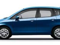Recent+Arrival%21+2007+Honda+Fit+Blue+5-Speed+Automatic