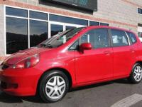 The 2007 Honda Fit is a triumph of creativity; and