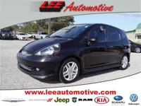 Test drive this 2007 Honda Fit located at Lee Chrysler