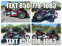 For Sale: 2007 Honda Goldwing GL1800 Trike. California