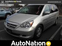 2007 Honda Odyssey Our Location is: AutoNation Honda