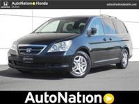 2007 Honda Odyssey Our Location is: AutoNation Honda