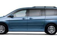 Outstanding design defines the 2007 Honda Odyssey!