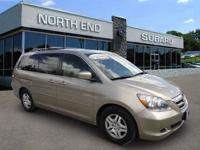 North End is honored to provide to you this 2007 Honda