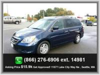 2007 Honda Odyssey EX-L Auto w/ Leather Our Location
