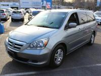 This 2007 Honda Odyssey EX-L is offered to you for sale