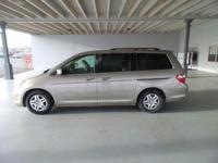 Safe and reliable, this Used 2007 Honda Odyssey EX-L
