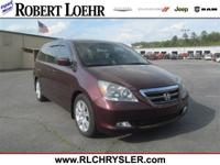 Exterior Color: burgundy, Body: Mini-van, Passenger,